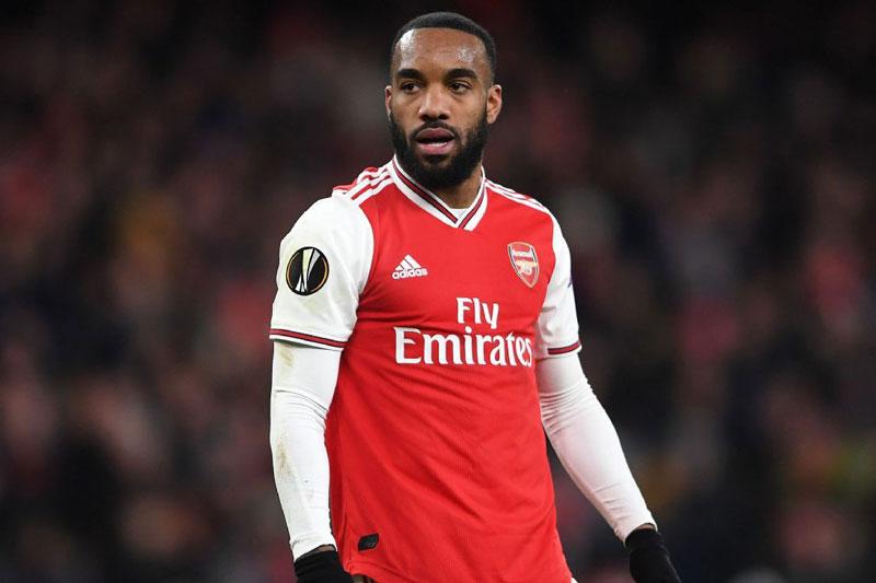 Chuyển nhượng: Arsenal sẵn sàng bán Lacazette