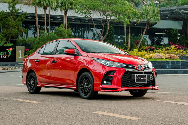 Tăng giá bán, Toyota Vios 2021 có gặp khó khi cạnh tranh với Hyundai Accent, Honda City?