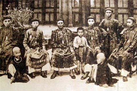 Thái giám trong cung Nguyễn.