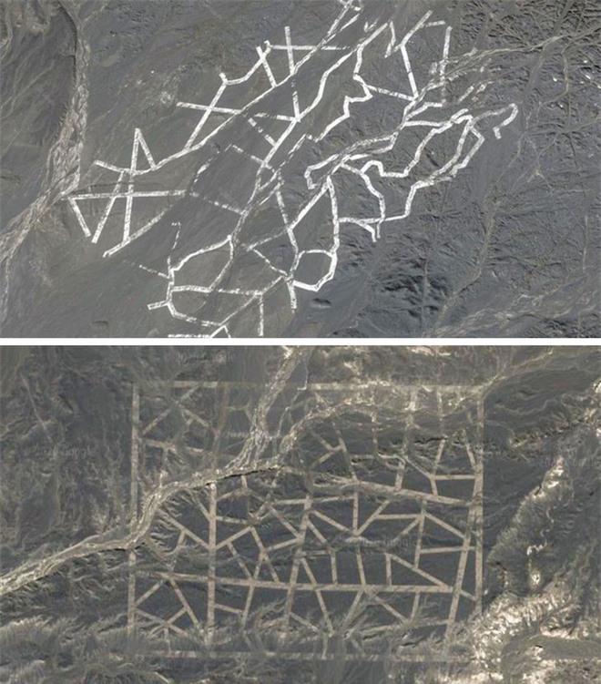 Từ di tích tới hình vẽ bí ẩn của người ngoài hành tinh: Những địa điểm cực dị và bí ẩn chỉ được thế giới biết đến kể từ khi... Google Maps ra đời - Ảnh 5.