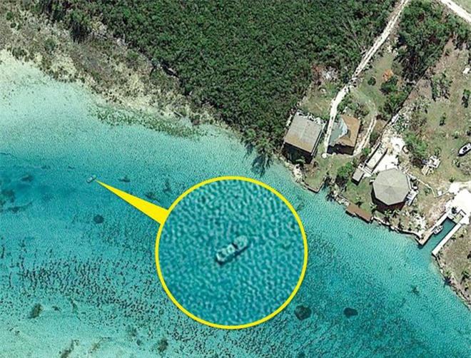 Từ di tích tới hình vẽ bí ẩn của người ngoài hành tinh: Những địa điểm cực dị và bí ẩn chỉ được thế giới biết đến kể từ khi... Google Maps ra đời - Ảnh 9.