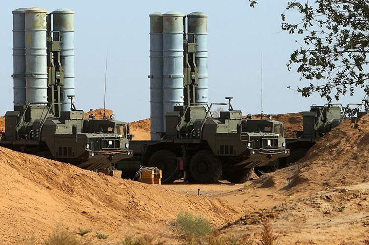 """Ấn Độ sẽ """"tấn công"""" S-400 của Nga"""