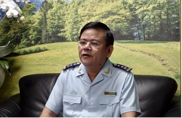 Tổng cục Hải quan đình chỉ chức vụ ông Ngô Văn Thụy sau khi bị Công an bắt giữ trong vụ 200 triệu lít xăng giả