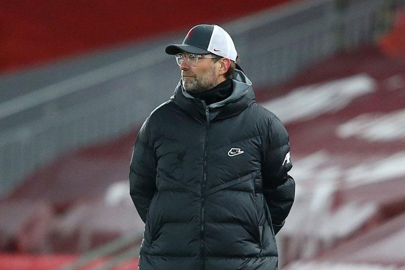 HLV Klopp tự tin không bị Liverpool sa thải