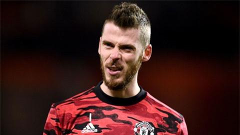 Man United đặt giá bán hấp dẫn cho De Gea