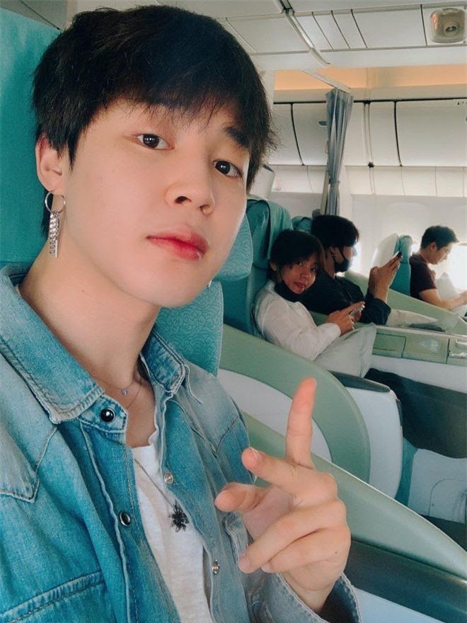 """Tiếp viên hàng không Hàn bóc """"thâm cung bí sử"""" idol tán tỉnh và hẹn hò tiếp viên, tiện hé lộ luôn tính cách thật của Jimin (BTS) - Ảnh 11."""
