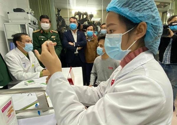 Tuyển tình nguyện viên từ 40 - 59 tuổi tham gia nghiên cứu thử nghiệm lâm sàng vaccine Covivac