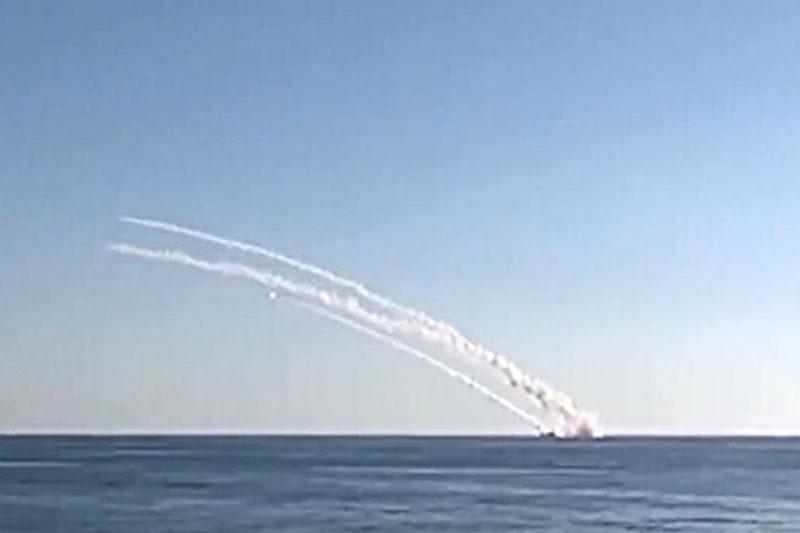 Tàu ngầm hạt nhân mới của Nga sẽ trang bị 200 tên lửa siêu thanh Zircon