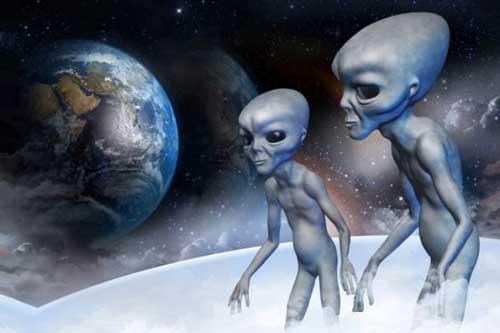 Chính phủ Mỹ từng hợp tác với người ngoài hành tinh?