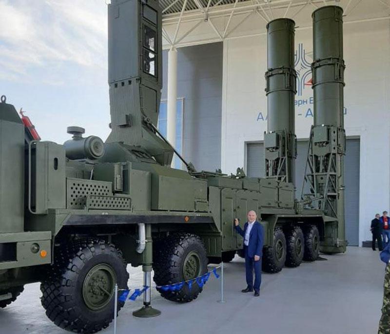 Hệ thống phòng không mới nhất của Nga nhận được tên lửa siêu thanh bay với tốc độ gần 8 MAX