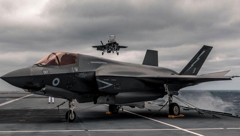 Anh sẽ phá hợp đồng mua tiêm kích F-35 với Mỹ?
