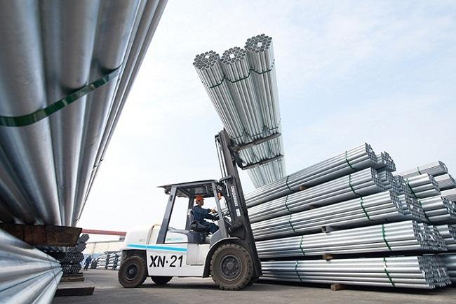 Ngành thép Việt Nam có triển vọng thúc đẩy xuất khẩu ra các thị trường mới