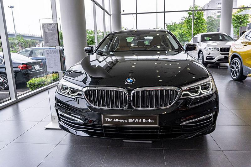 Bảng giá xe BMW tháng 3/2021