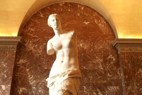 """Tượng Hy Lạp cổ thường khỏa thân: Đây là """"bí mật"""" ít ai biết"""