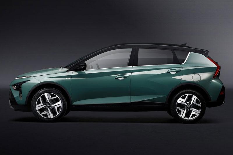 Ngắm SUV đô thị hoàn toàn mới của Hyundai