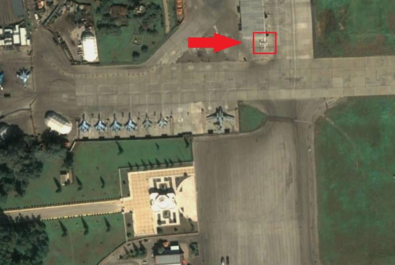 Phát hiện máy bay lạ tại căn cứ quân sự Nga ở Syria