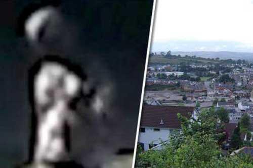 Hé lộ bức ảnh đầu tiên trên thế giới về người ngoài hành tinh