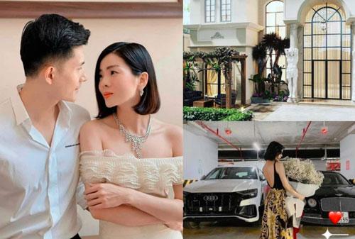 Khối tài sản đáng ngưỡng mộ và cuộc sống trong mơ của Lệ Quyên hậu ly hôn