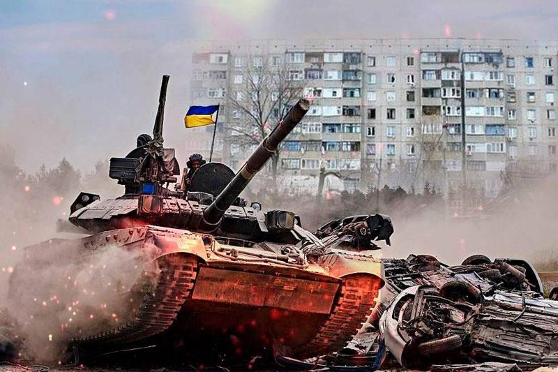 Quân đội Ukraine chỉ đợi sắc lệnh của Tổng thống Zelensky là sẽ bắt đầu cuộc chiến ở Donbass
