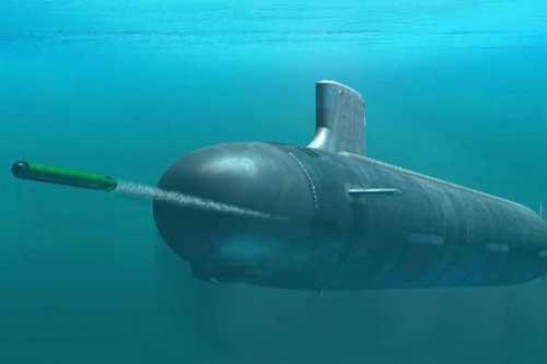 Tàu ngầm Virginia Mỹ đánh chìm tàu Nga kiểu gì khi không có tên lửa?