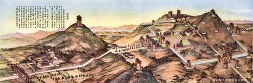 Bí ẩn lăng mộ Võ Tắc Thiên: Địa thế kỳ lạ linh ứng cho một lời tiên tri quyền lực - Đó là gì? - Ảnh 1.