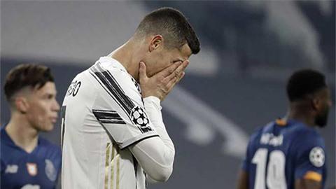 Ronaldo hết thời cùng Juventus cổ lỗ sỹ
