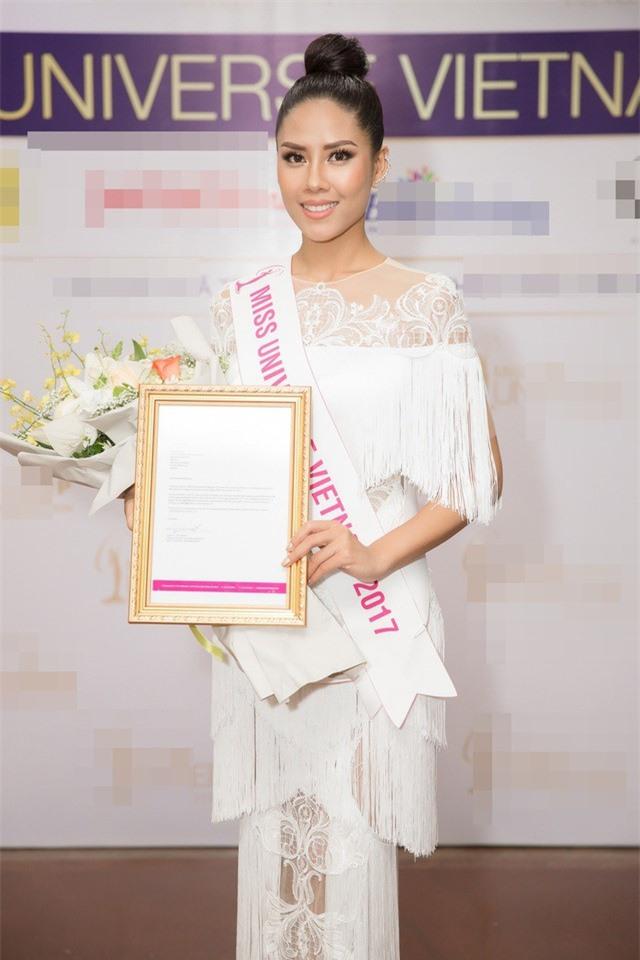 Nguyễn Thị Loan - Người đẹp nắm kỷ lục chinh chiến nhan sắc quốc tế ra sao ở tuổi 31? - ảnh 13