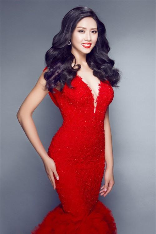 Nguyễn Thị Loan - Người đẹp nắm kỷ lục chinh chiến nhan sắc quốc tế ra sao ở tuổi 31? - ảnh 4