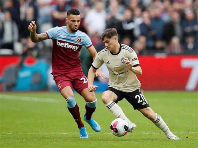 Man United được dự đoán sẽ chia điểm với West Ham