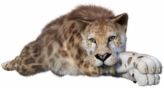 Chân dung những loài động vật thời tiền sử - Ảnh 1