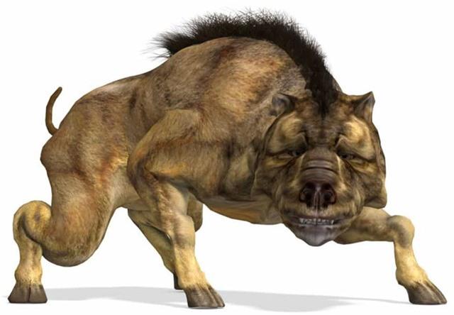 Chân dung những loài động vật thời tiền sử - Ảnh 15