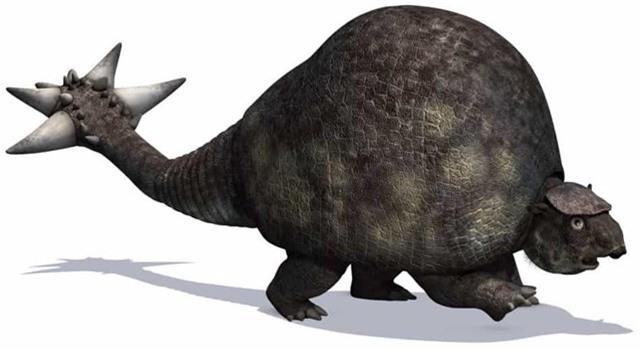 Chân dung những loài động vật thời tiền sử - Ảnh 7
