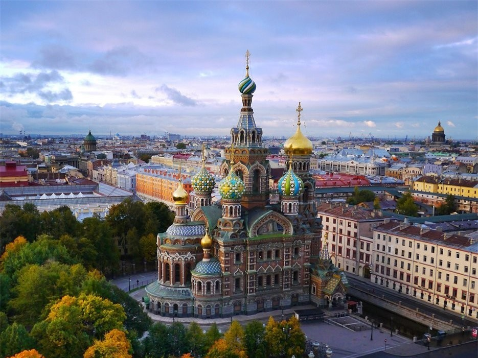 10 thành phố xinh đẹp nhất thế giới