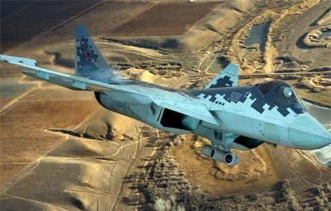 Vu khi tren Su-57 tao bat ngo cho doi thu