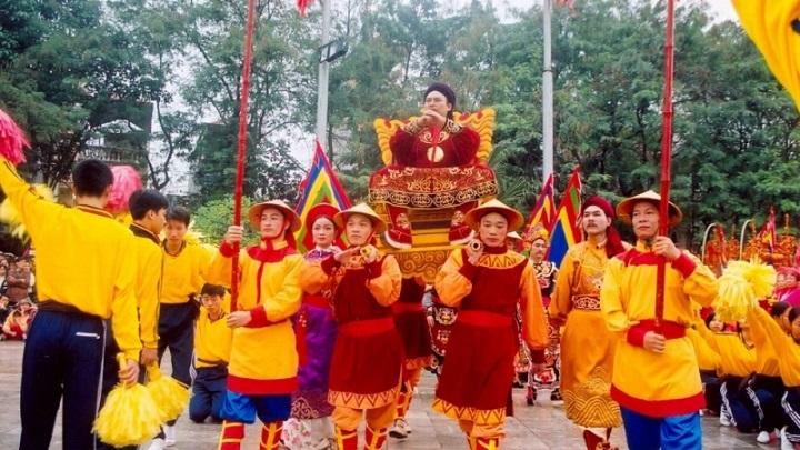 Lễ hội Gò Đống Đa- một trong những lễ hội đặc sắc của Hà Nội