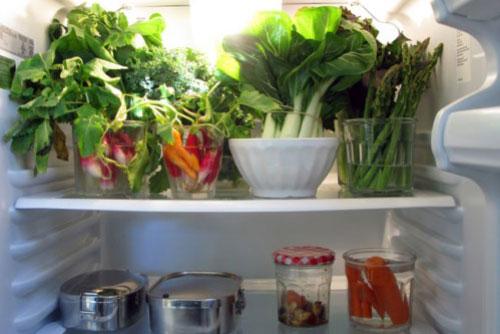 Chỉ cách bảo quản rau trong tủ lạnh để mua 1 lần dùng cả tuần vẫn tươi xanh, thơm ngọt