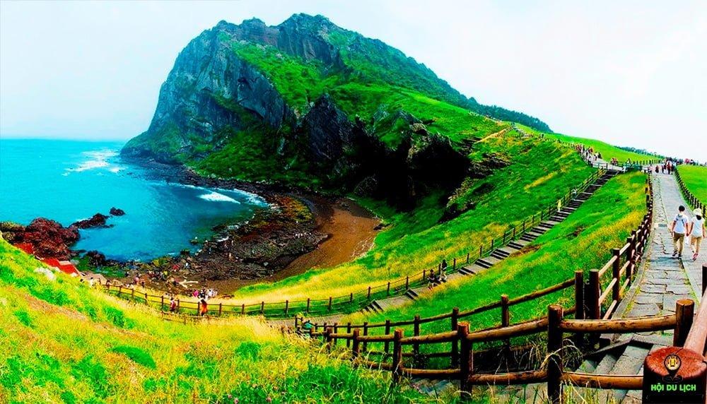 Đảo Jeju ( Hàn Quốc)