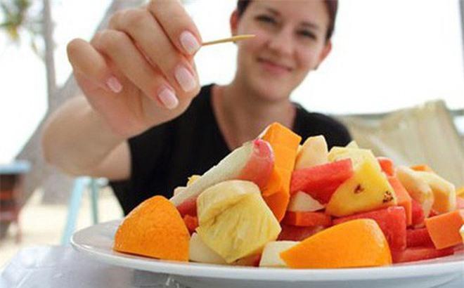 Ăn trái cây đúng thời điểm bạn sẽ nhận được lợi ích tuyệt vời