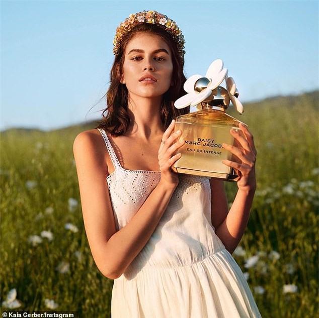 Con gái 10X của siêu mẫu huyền thoại Cindy Crawford xinh như nữ thần - ảnh 1