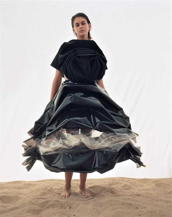 Con gái 10X của siêu mẫu huyền thoại Cindy Crawford xinh như nữ thần - ảnh 15