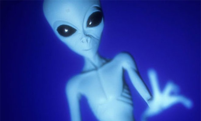 Hé lộ nhiều thông tin tuyệt mật của Mỹ về người ngoài hành tinh ảnh 1