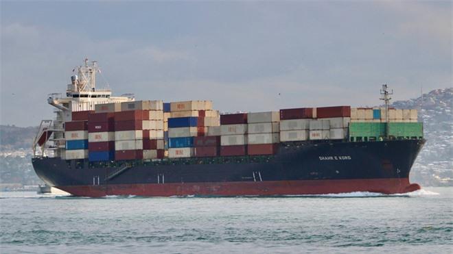 Iran nghi ngờ Israel là thủ phạm tấn công tàu chở hàng - Ảnh 1.