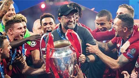 Klopp muốn cứu vãn mùa giải của Liverpool bằng vô địch Champions League