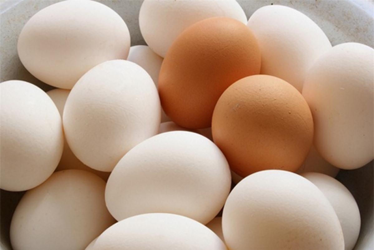 Trứng gà công nghiệp hay trứng gà ta dinh dưỡng đều tương đương nhau (Ảnh minh họa: internet)