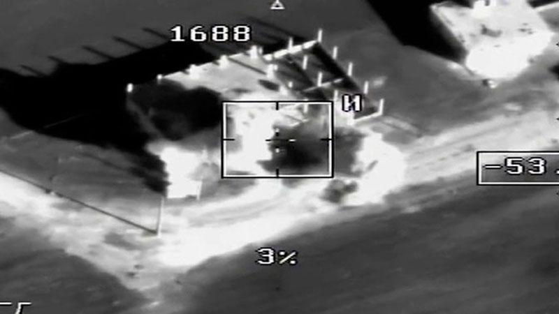 Căn cứ quân sự Mỹ ở Syria bị đạn Krasnopol của Nga tấn công. Ảnh minh họa.