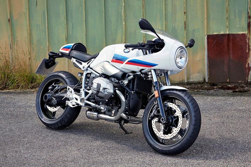 10. BMW R NineT Racer.