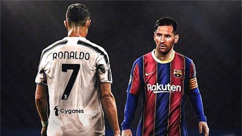 Cristiano Ronaldo gọi, Lionel Messi trả lời trong cuộc chiến giành Chiếc giày vàng châu Âu