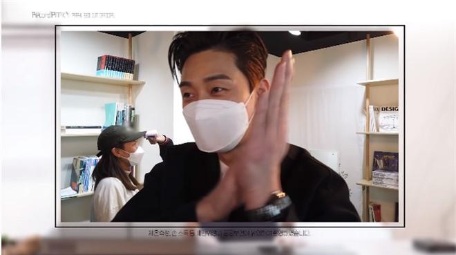 Sau chiếc thìa huyền thoại, đến... cái ly phản chiếu chi tiết hint hẹn hò của Park Min Young - Park Seo Joon - Ảnh 4.