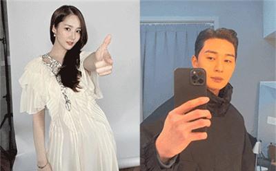 Sau chiếc thìa huyền thoại, đến... cái ly phản chiếu chi tiết hint hẹn hò của Park Min Young - Park Seo Joon - Ảnh 7.
