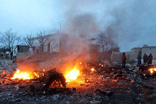 Nga đã tiết lộ số quân nhân thiệt mạng ở Syria.